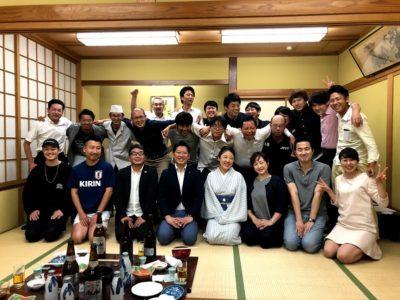 (一社)新津青年会議所と合同で異業種交流会を開催