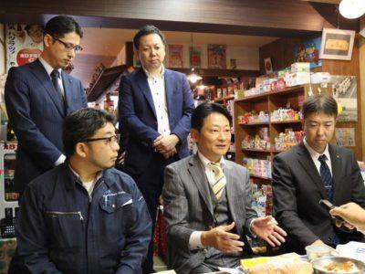 日本YEG総務広報委員会の取材を受けました