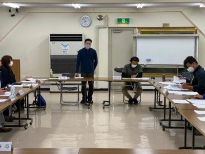 【令和3年度 5月定例役員会を開催]